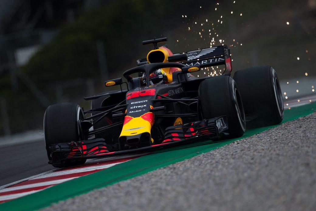 Кристиан Хорнер: Возможно, лучшее шасси в 2018 году было у Red Bull