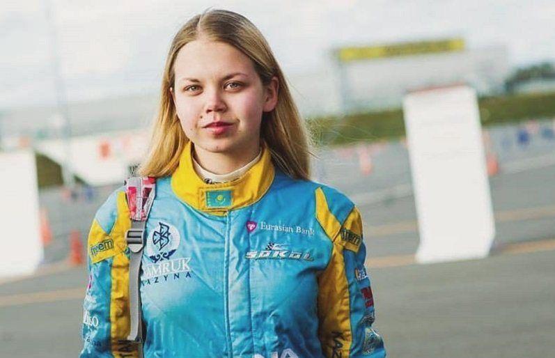 Четырёхкратная чемпионка Казахстана по картингу подала заявку на участие в W Series
