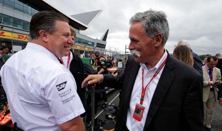 Зак Браун: Подготовлен пятилетний план возвращения McLaren в лидеры