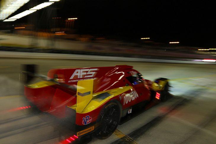В «АФС Рэйсинг» поддержали ИМСА в сокращении числа гонок ЛМП2