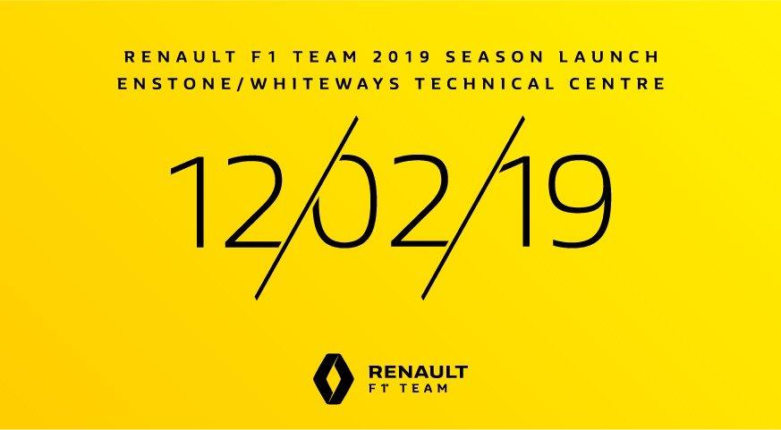 «Рено» покажет новую машину 12 февраля