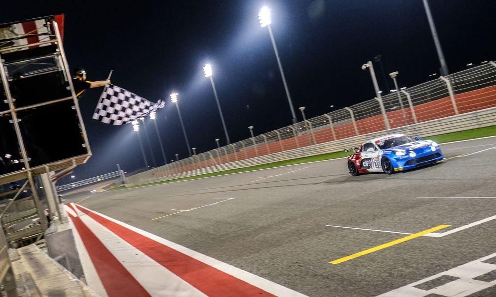 «СМР Альпин» выиграла Международный кубок ГТ4 в Бахрейне