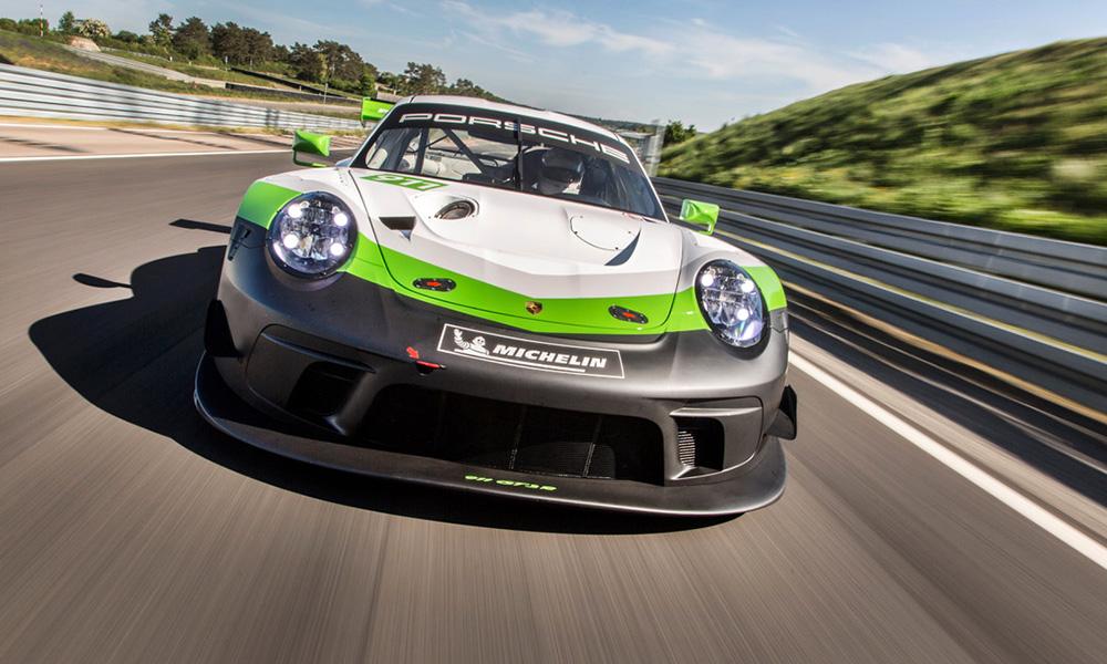 «Эрл Бамбер Моторспорт» дебютирует с «Порше» в гонках ГТ3 в Батерсте