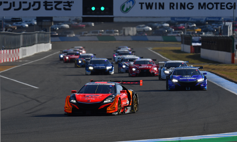 Изменена дата финального этапа «Супер ГТ» в 2019