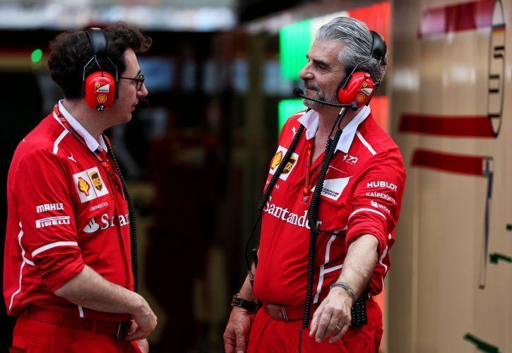 Арривабене против Бинотто: Кто проиграет борьбу за власть в Ferrari?