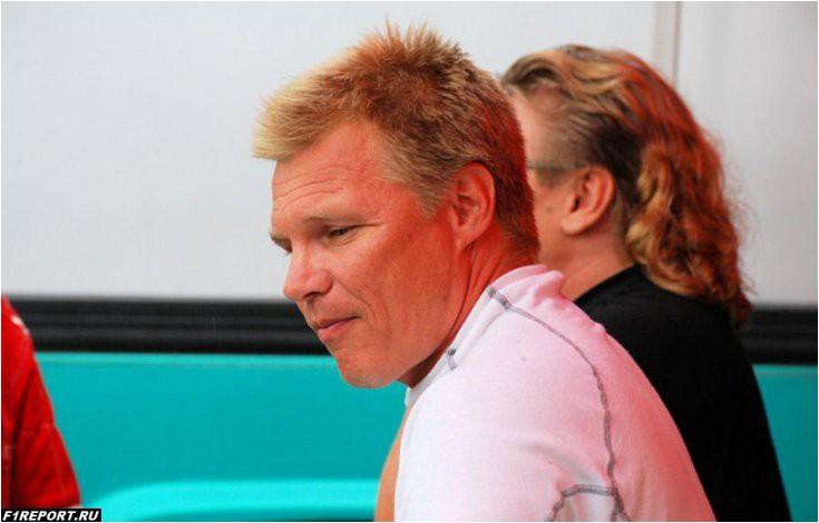Сало:  Я не волнуюсь по поводу того, что Сироткин покинул Williams