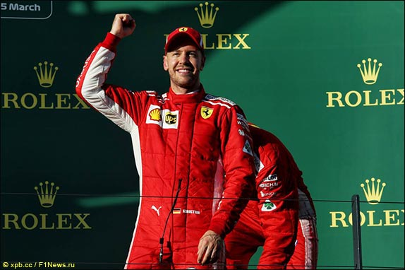 Итоги сезона: Scuderia Ferrari
