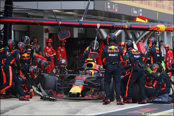 Итоги сезона: Aston Martin Red Bull Racing