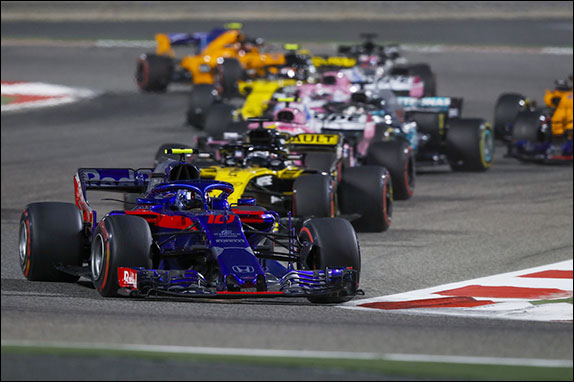 Итоги сезона: Red Bull Toro Rosso Honda