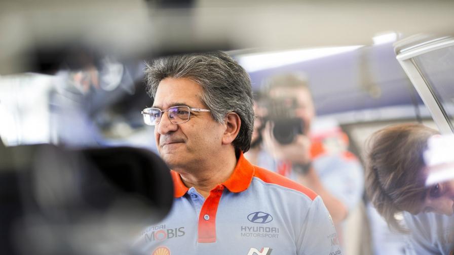 WRC: Мишель Нандан ушел с поста руководителя команды «Хёнде»