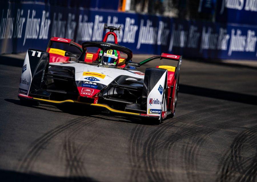 Ди Грасси выиграл квалификацию в Сантьяго и был дисквалифицирован