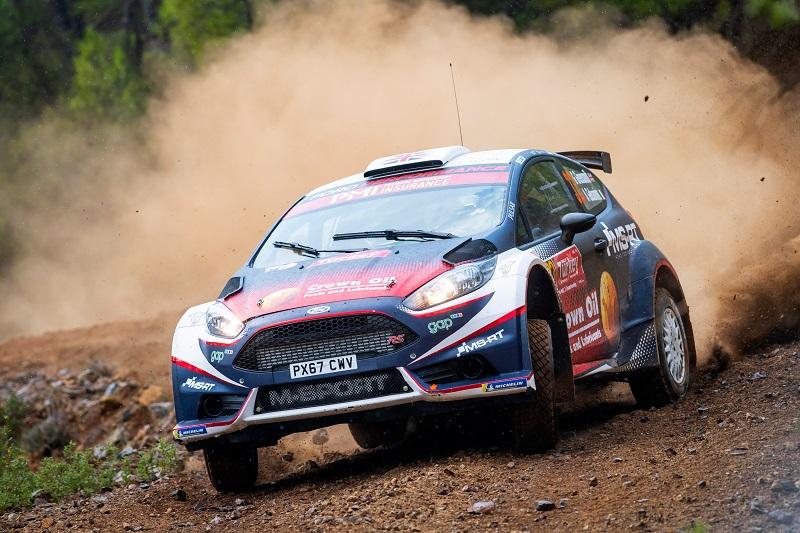 Гас Гринсмит и Лукаш Пеньяжек выступят за «М-Спорт» в новом чемпионате WRC 2 Pro