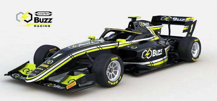 Первым гонщиком «Карлина» в новой Ф3 стал японец Натори