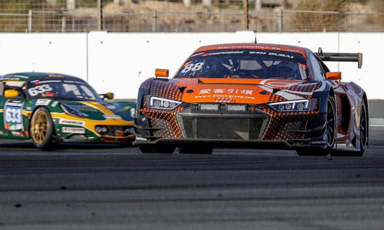 «Кар Коллекшн Моторспорт» выигрывает 24 часа Дубая
