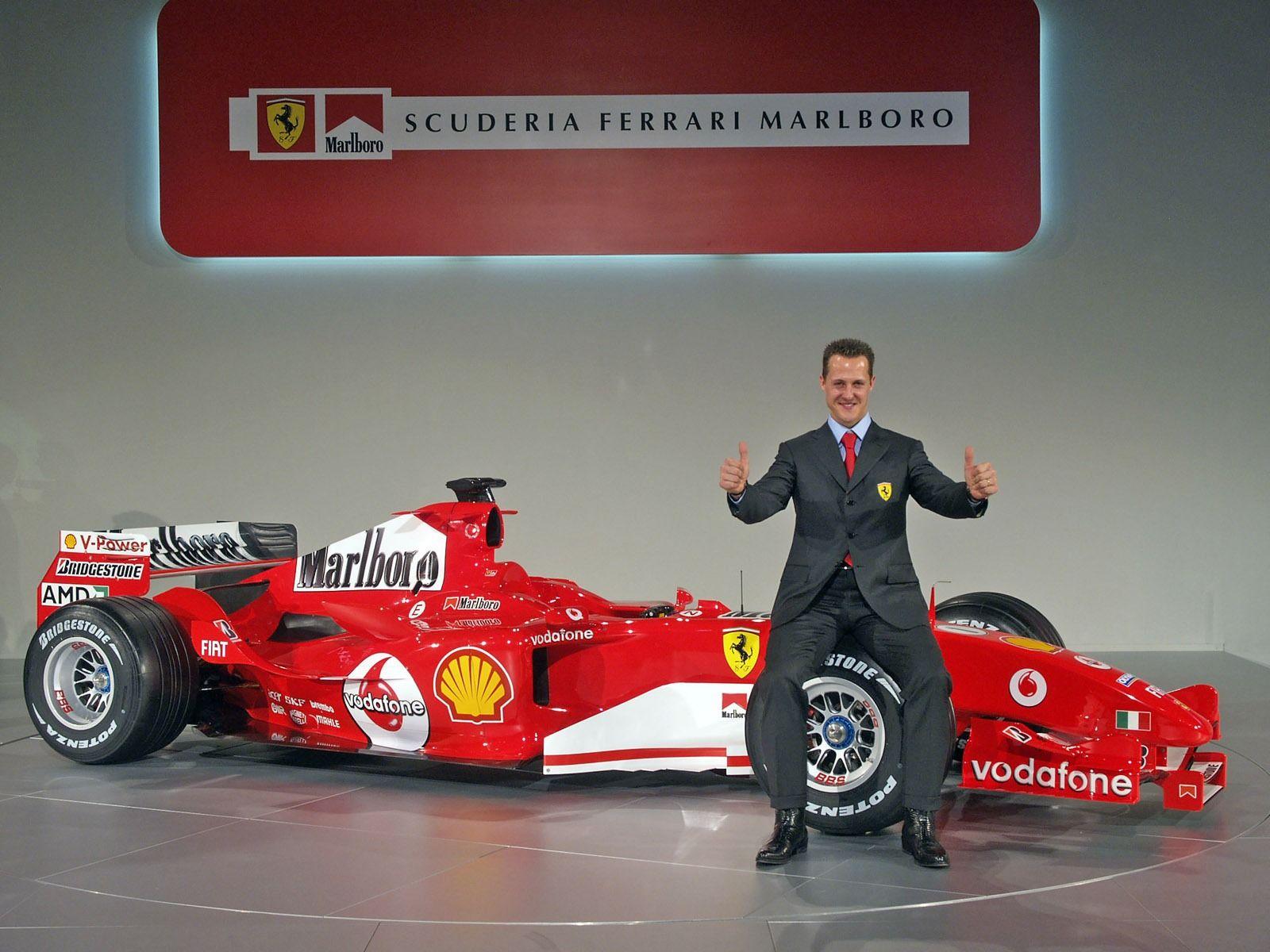 Как Михаэль Шумахер изменил «Формулу-1». Навсегда