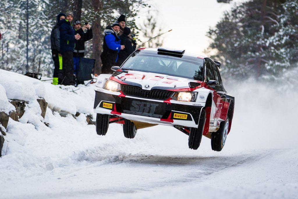 Николай Грязин одержал победу в норвежском «Ралли Финнског»