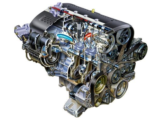 Основные параметры двигателя автомобиля