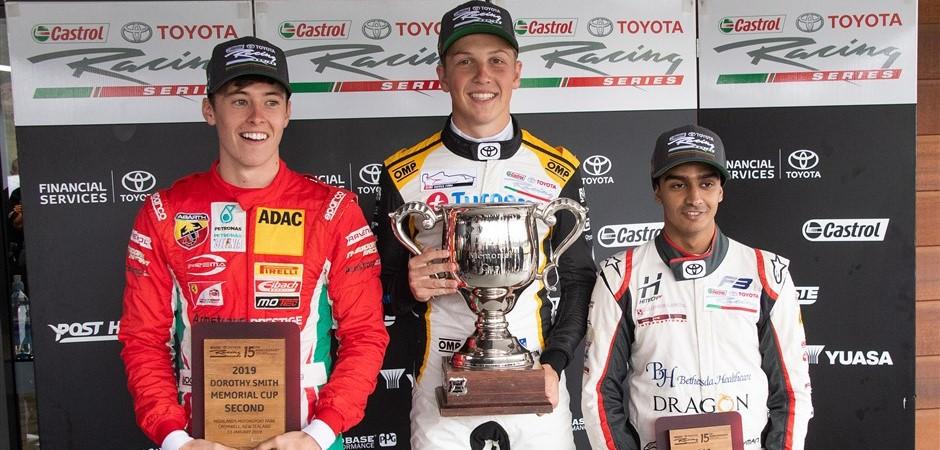 Лоусон стал лидером «Формулы-Тойота», Ауэр — восьмой, Петров — 12-й