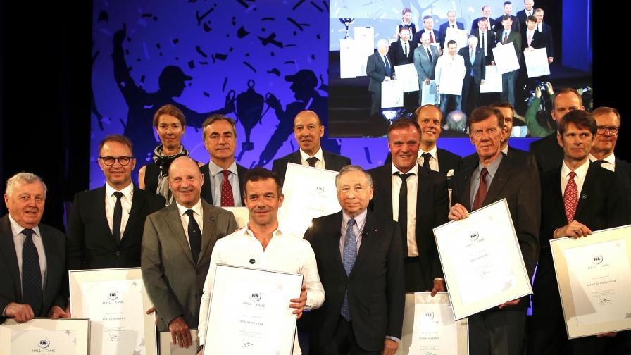 ФИА внесли 17 Чемпионов мира по ралли в Зал Славы