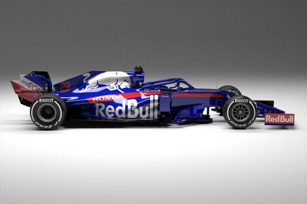 «Торо Россо» представила STR14