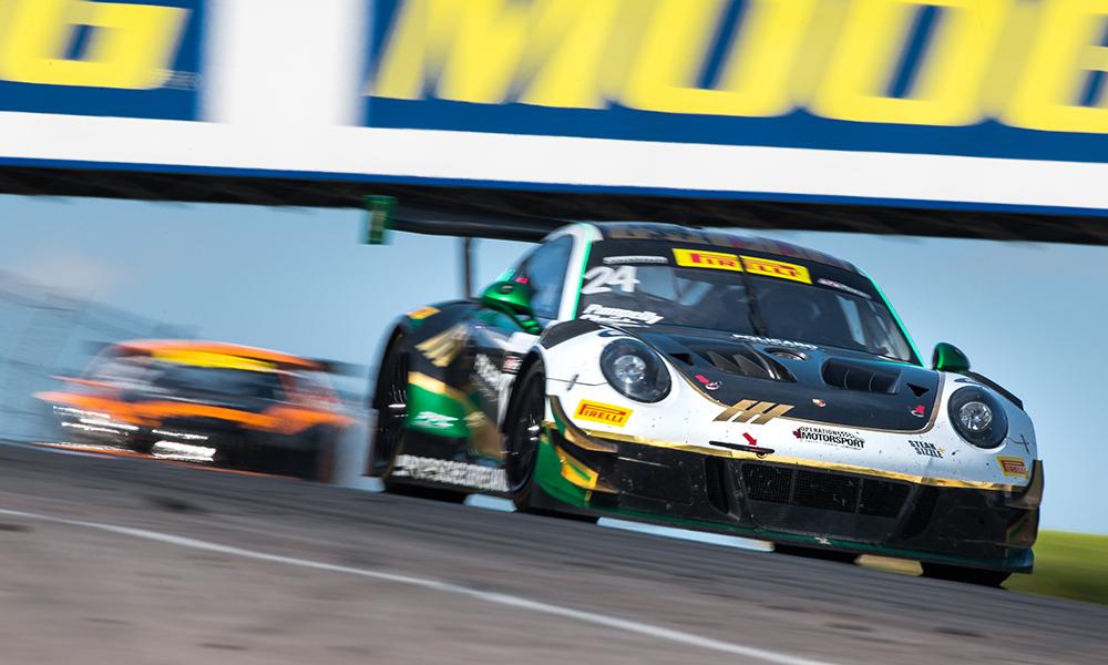 Победитель Дейтоны-2017 «Алегра Моторспортс Порше» выставит два экипажа в американской серии «Бланпен ГТ»