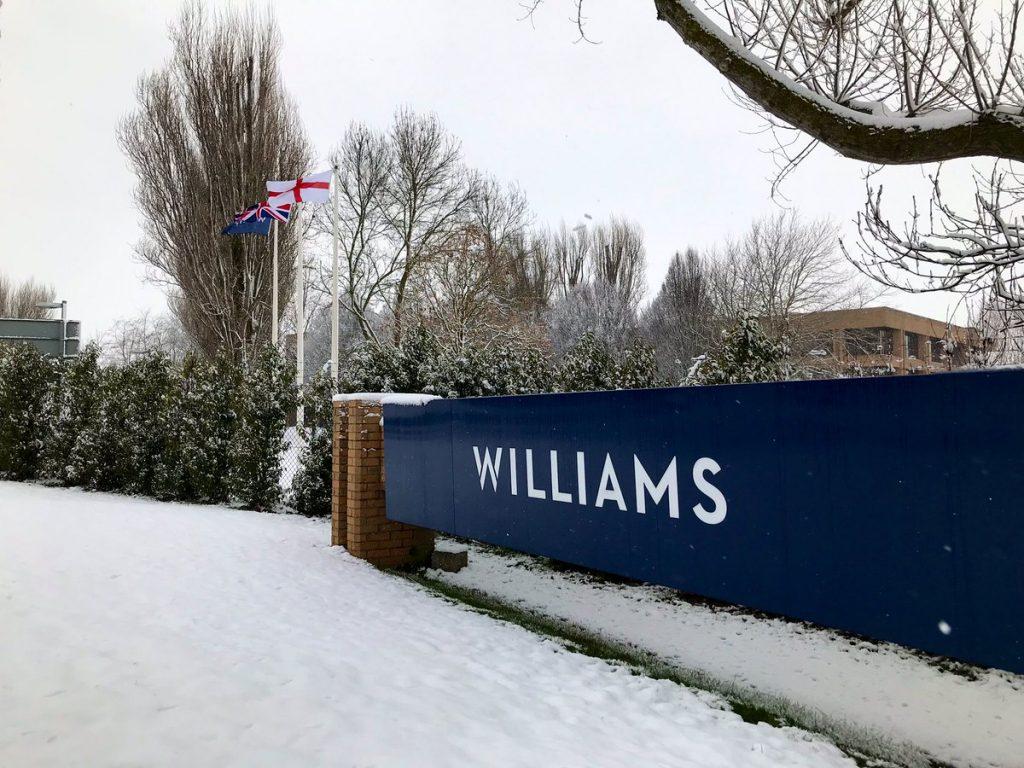 «Уильямс» покажет новый окрас машины 11 февраля