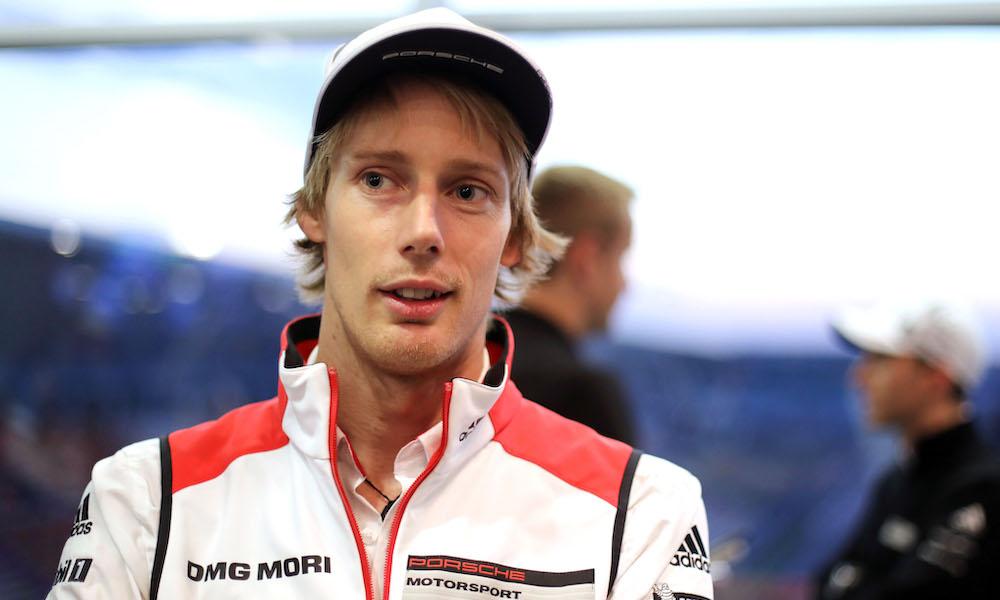 Хартли стал гонщиком по развитию «Порше» в Формуле-Е