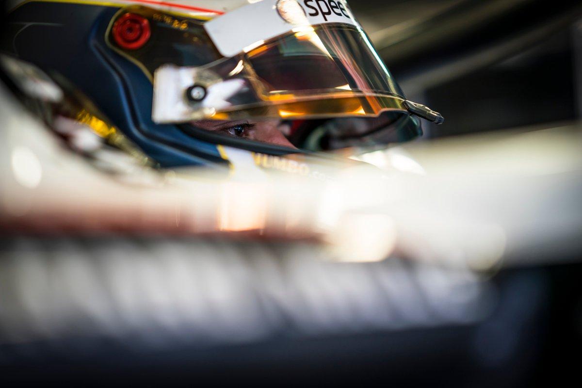 Ник де Врис вновь быстрее всех. Обзор заключительного дня тестов «Формулы-2»