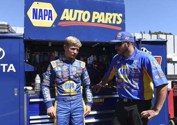 Дерек Краус примет участие в четырёх гонках дивизиона пикапов