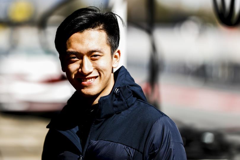 Гуанью Чжоу: Я хочу оказаться на подиуме как можно скорее