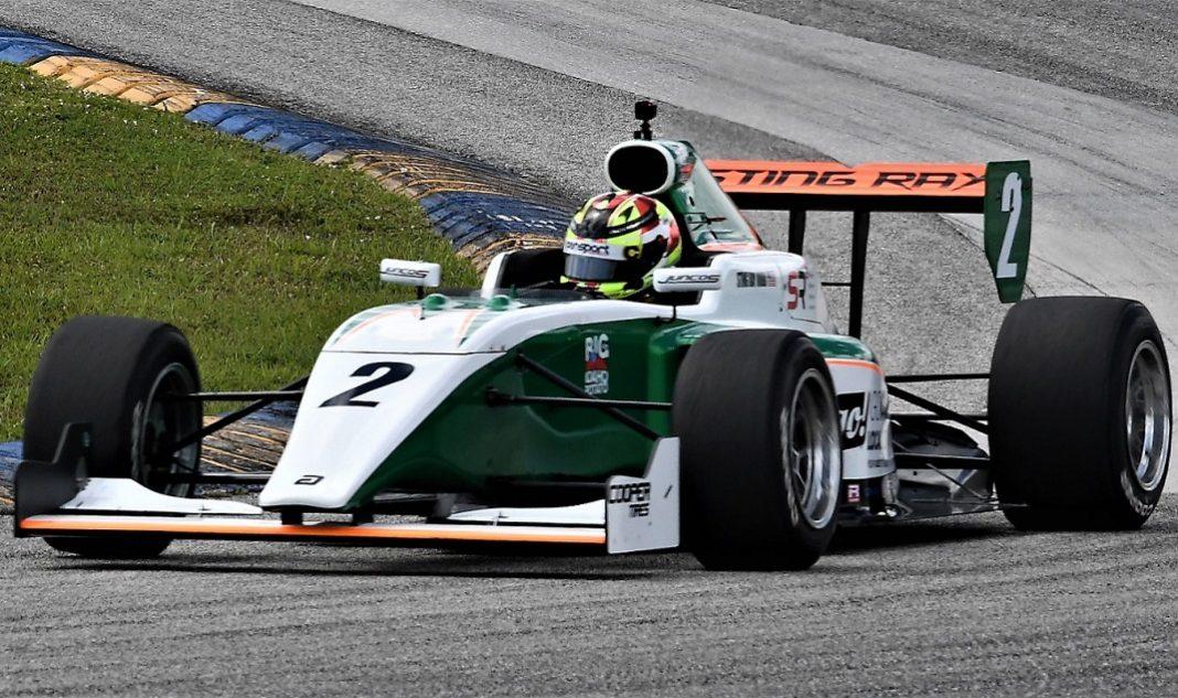 Опыт решает: Томпсон выиграл обе гонки «Инди Про 2000» в Сент-Питерсберге