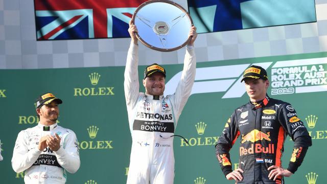 Боттас: Это была моя лучшая гонка в жизни