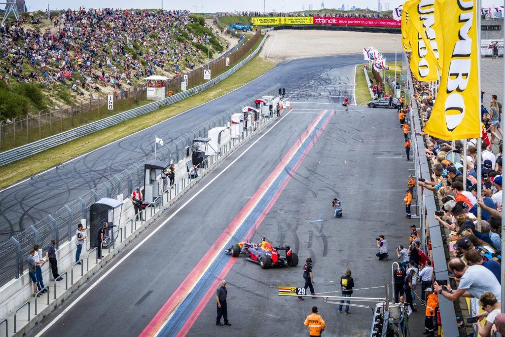 Гран-при Нидерландов вернётся в календарь Ф1 уже в сезоне-2020?