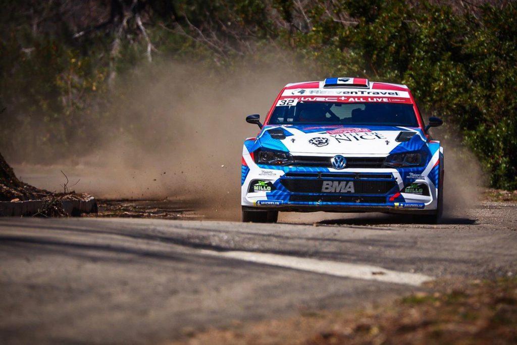 Эрик Камилли: Нацелен вернутся в WRC в следующем сезоне