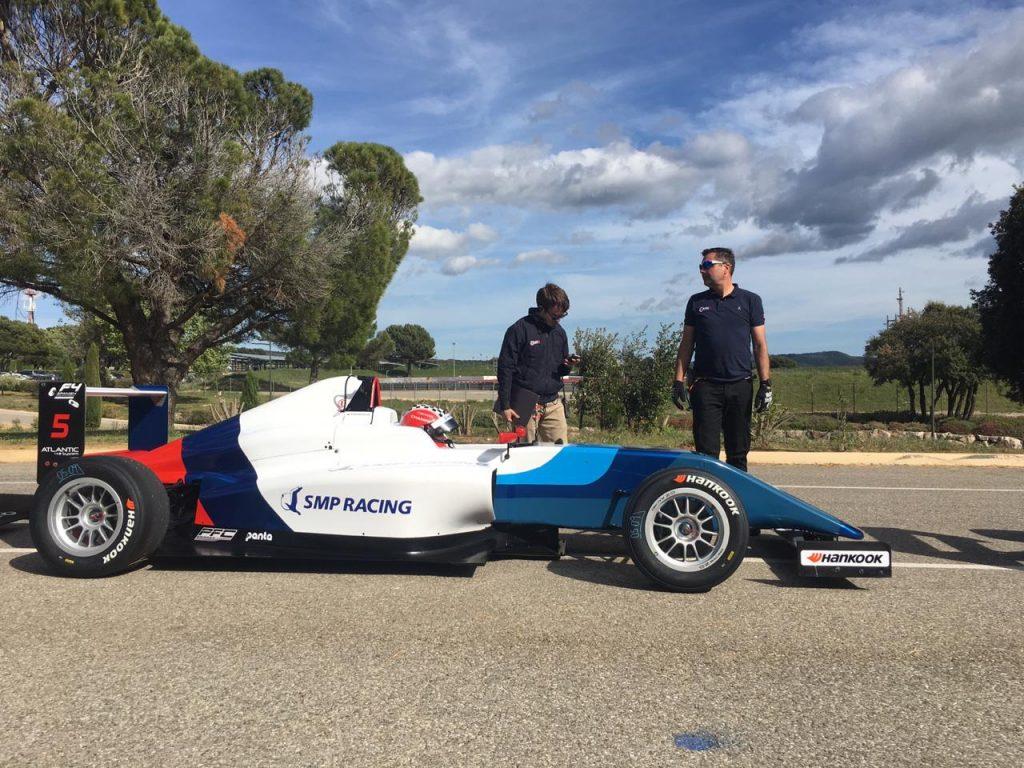 Каррара победил во всех трёх гонках испанской Ф4 на «Поль Рикаре»; Лобаненко снова в десятке