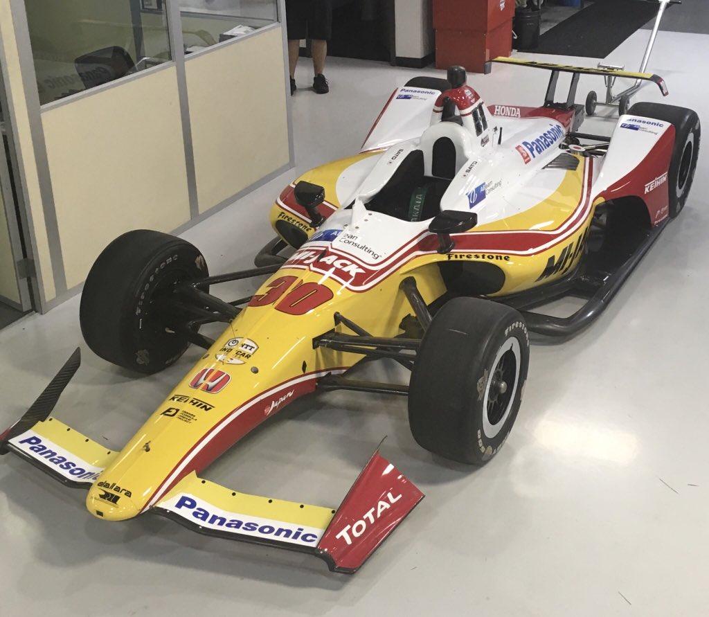 Специальные окрасы автомобилей для 103-й «Инди-500»