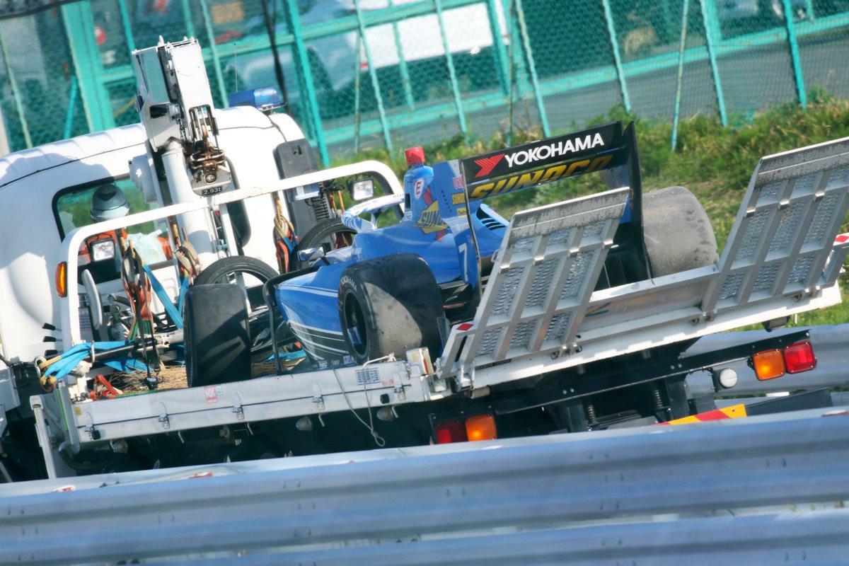 «Накадзима Рэйсинг» взяли первый ряд на Судзуке, Маркелов разбил автомобиль. Итоги квалификации первого этапа «Супер Формулы»