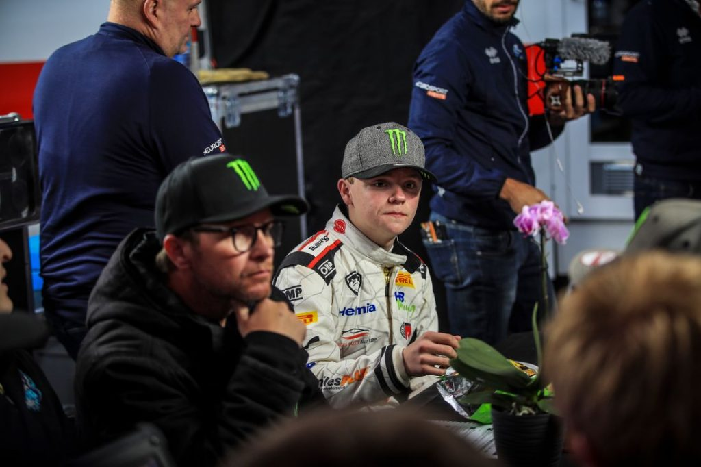 Оливер Сольберг одержал победу в Ралли Лиепая, Лукьянюк финишировал 2-й
