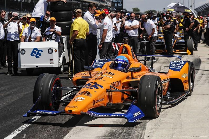 Алонсо будет бороться за попадание на старт «Инди-500» 2019 года
