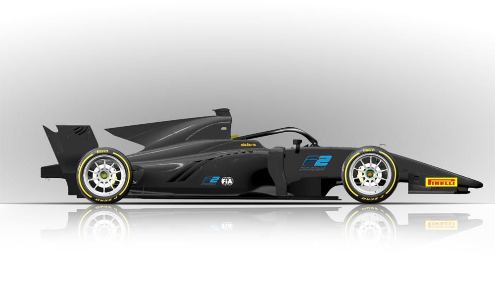 В «Формуле-2» уже в 2020-м появятся 18-дюймовые шины
