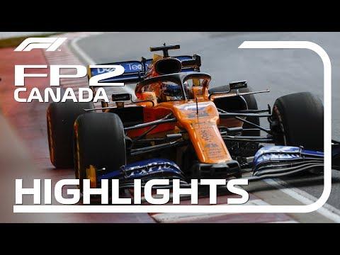 Хэмилтон и Леклер — лидеры первых тренировок Гран-при Канады, Квят — 15-й