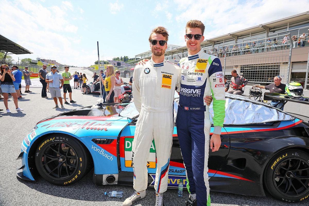 «МРС ГТ» и «Коллэуэй» выиграли две гонки этапа «АДАК ГТ Мастерс» на «Ред Булл Ринге»