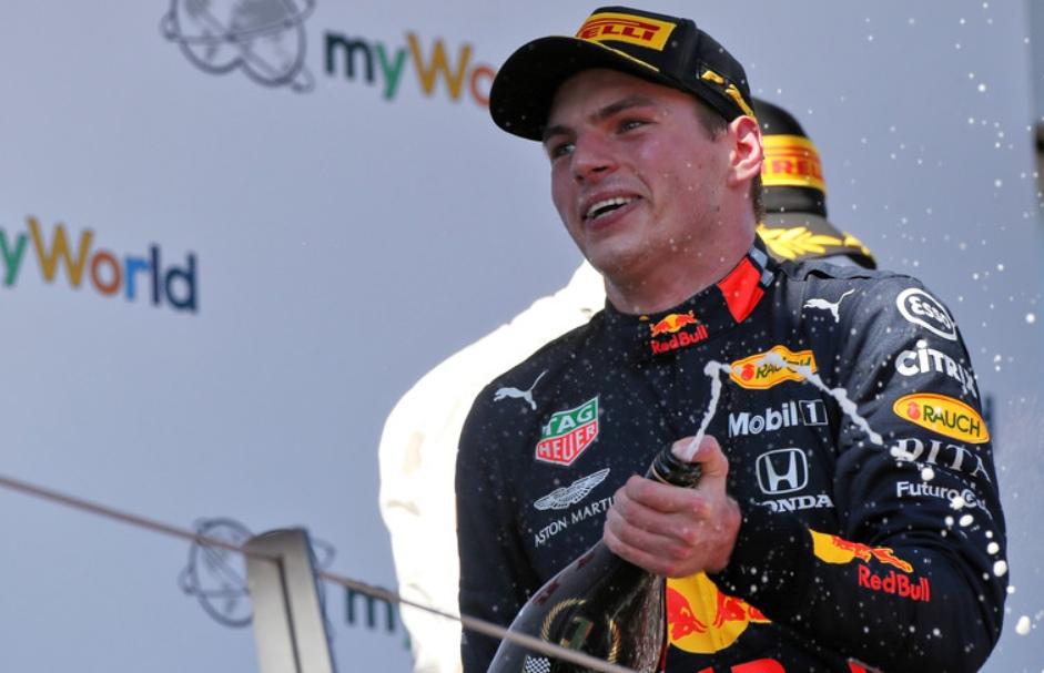 Верстаппен оставлен победителем Гран-при Австрии