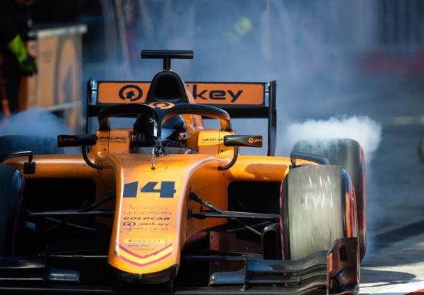 Арджун Майни дисквалифицирован по итогам первой гонки «Формулы-2 в Австрии