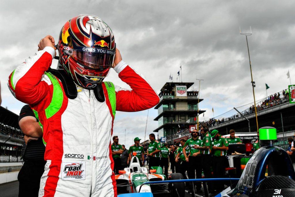 О'Уарду не хватает 15 очков до суперлицензии ФИА, гонщик нацелен на Ф1