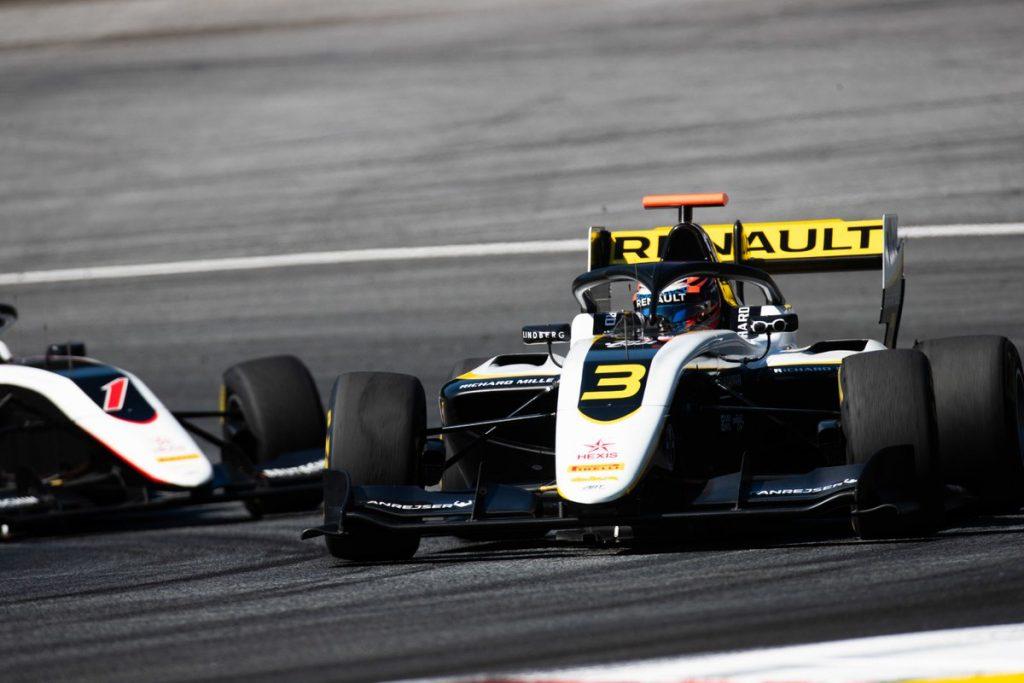 Бекманн и Лундгор исключены из протокола квалификации Ф3 в Австрии
