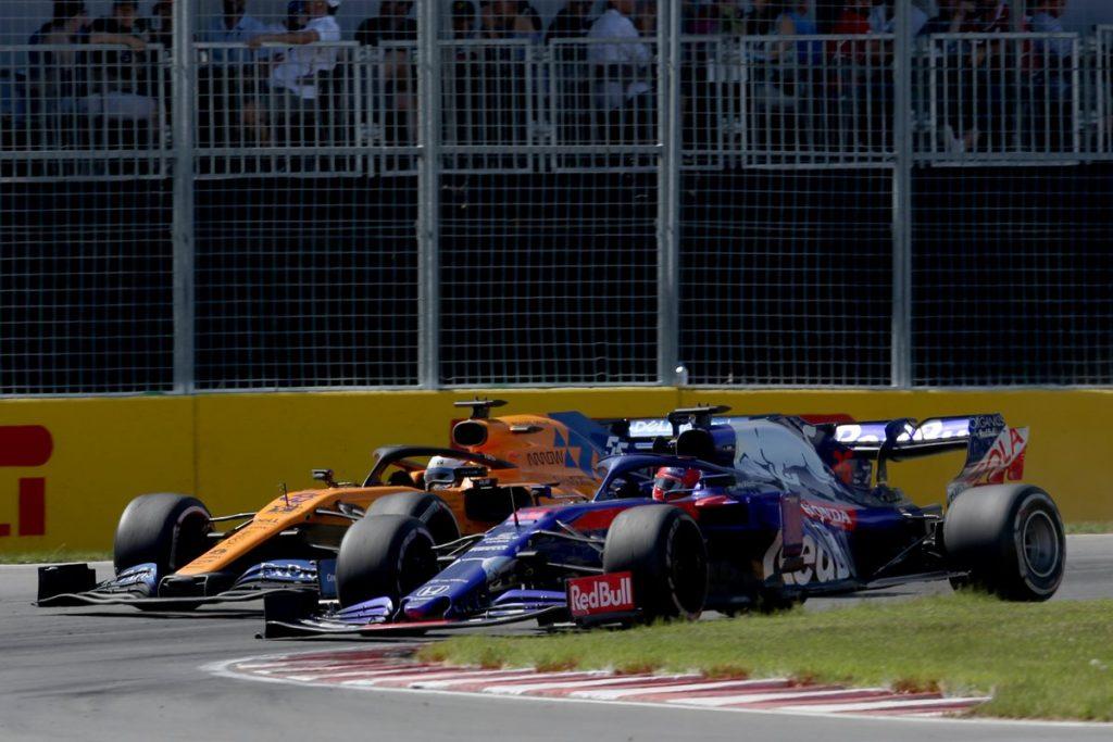 Даниил Квят потеряет места на стартовой решётке Гран-при Франции