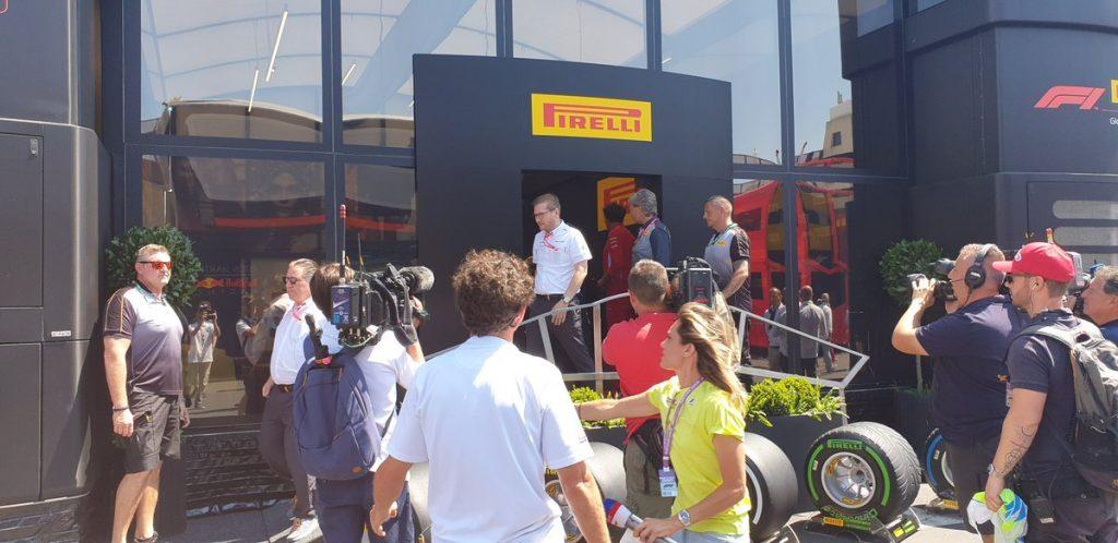 Руководство Ф1 намерено вернуться к старым шинам «Пирелли», Вольфф против