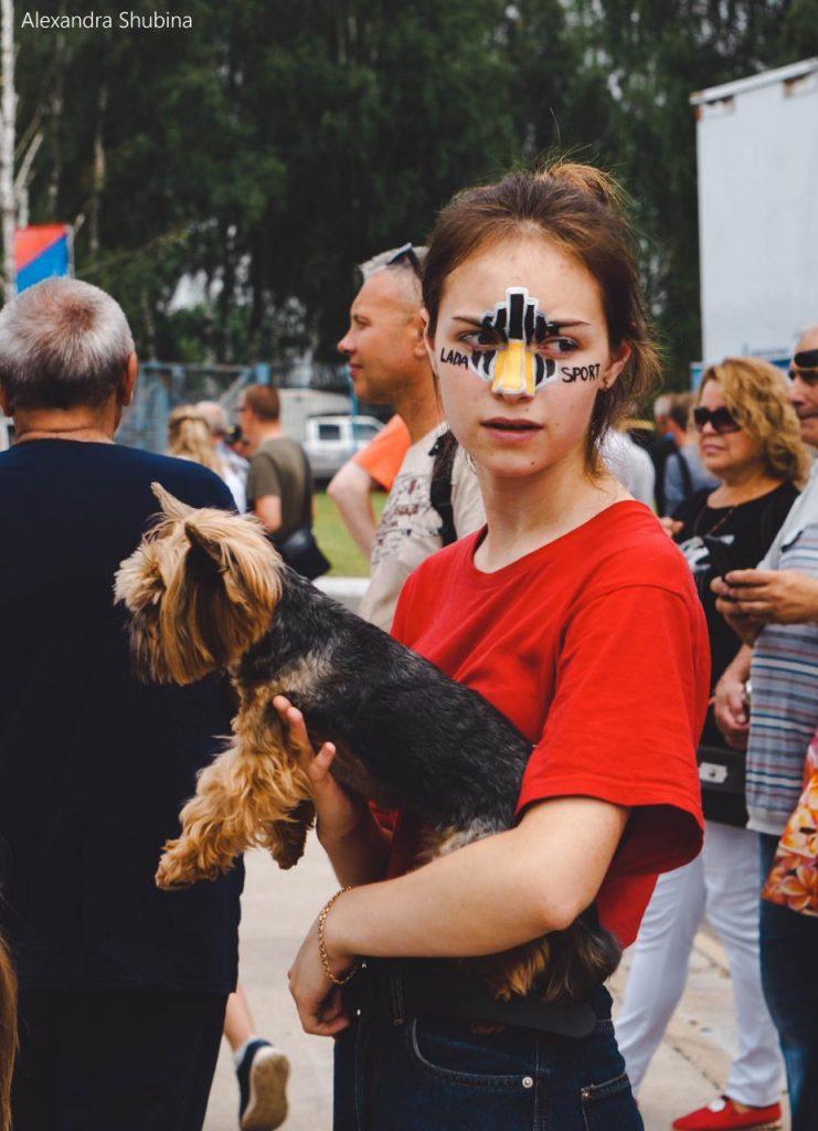 Суббота на «Смоленском кольце»: фоторепортаж