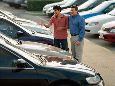 Покупка разобранных автомобилей через аукцион